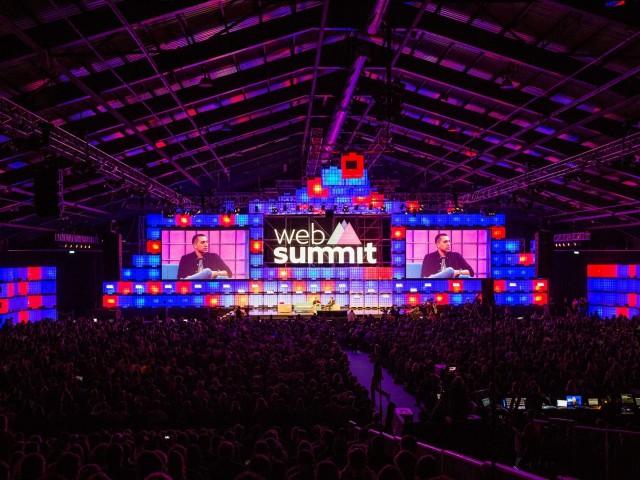 Were exhibiting at Web Summit 2016!