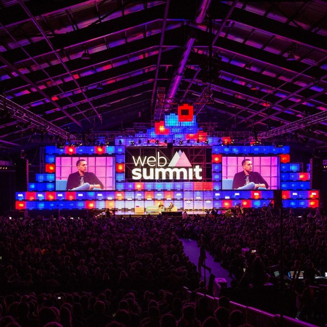 Were exhibiting at Web Summit 2016!