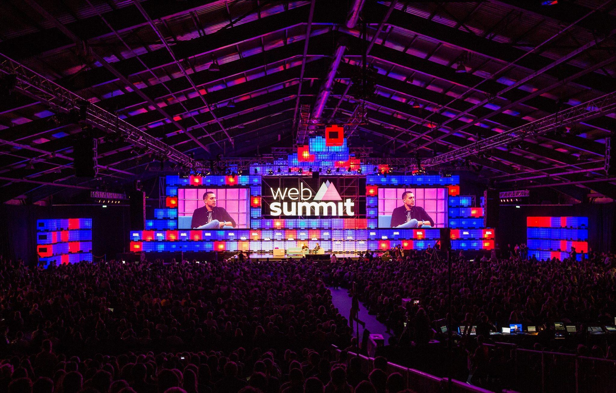 Resultado de imagen de web summit