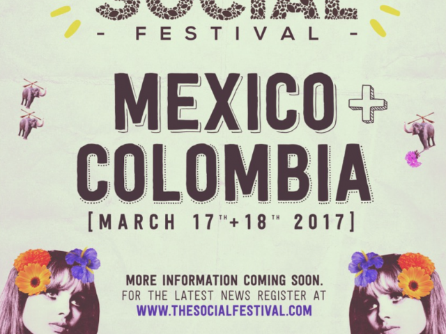The Social Mexico and Colombia adds The Martinez Brothers, Art Department & more!