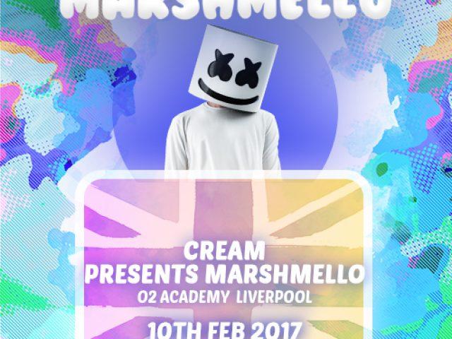 Cream Presents Marshmello @ O2 Academy Liverpool