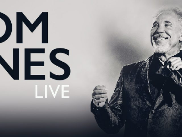 Tom Jones announced for Forest Live 2017!