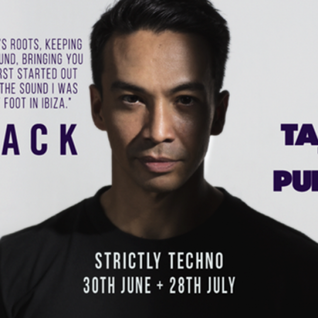 Laidback Luke Confirms Two Exclusive Headline Techno Sets For Taste The Punch At Eden Ibiza!